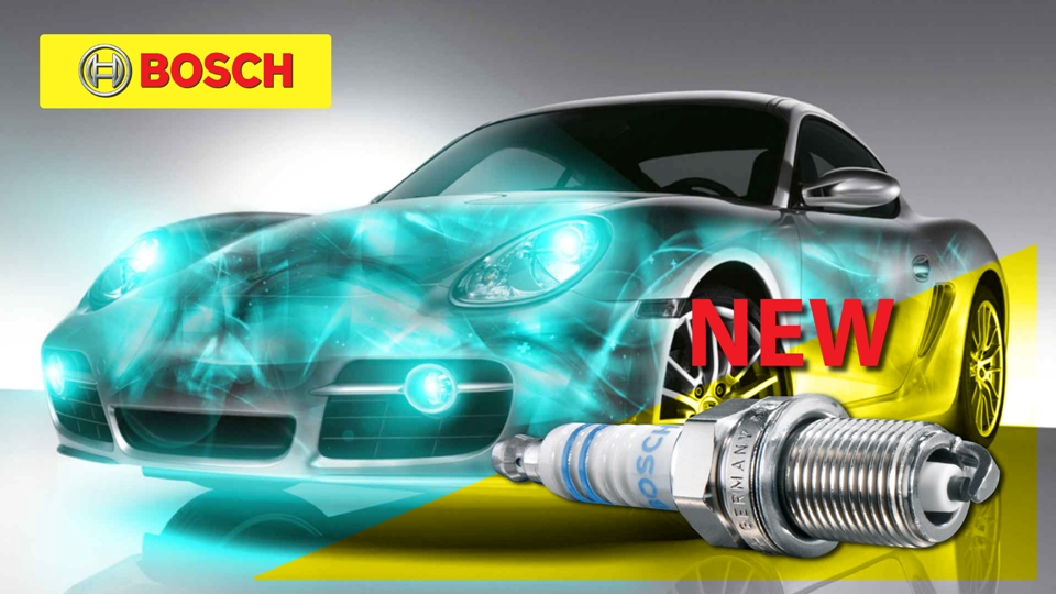 Bosch Spark Plugs: 112-year tradition - SiM Impex - wholesale and