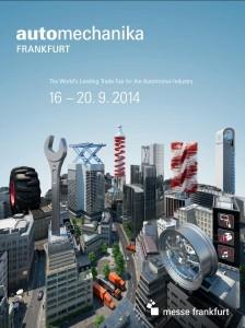 automechanika frankfurt poster